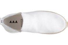 Tênis Five Knit Juta Branco