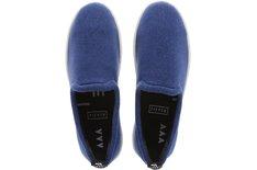 Tênis Malibu Lycra Malha Blue Jeans Sola Alta