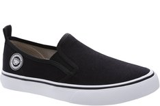 Tênis Long Slip On Preto
