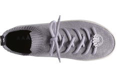 Tênis Venice Piscadinha Knit Grey
