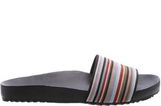 Slider Stripes Preta