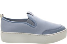 Tênis California Slip On Neoprene Sky