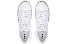 Tênis California Knit Fresh Branco