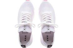 Tênis Five Laced Knit Branco