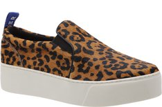 Tênis California Slip On Onça Castor