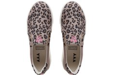 Tênis California Slip On Prints Onça